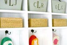 Getting Organized / by Bridgette31