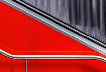 splash of color / use of color in environmental design & architecture