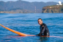 """Chasing Mavericks"" movie October 26 2012 / Mavericks Surf, at Pillar Point Harbor, Princeton by the Sea, near Half Moon Bay California. / by Bubbles Gun"