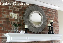 Mirror Mirror...Which on my Wall? / by Felicia Rodriguez Price