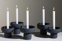 Candles / by Carla Delgado-Swiatkowski