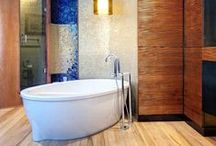 casa: baños (baths) / Home Decor for the bathroom / by A Estrella