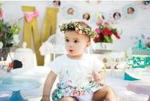 in the garden / All things cute inspired by nature, from floral baby gifts to garden inspired baby showers!