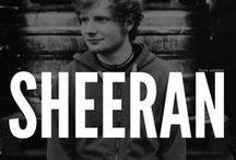 Ed Sheeran <3 / by Kelsey Sharp