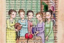 Just Austen / by Jenni Seim