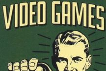 Gamerz Guild / Games of the console, video, computer, phone era. / by Gillian Taylor