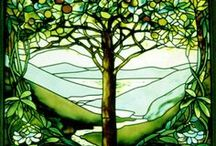 Gorgeous Stained Glass / Gorgeous stained glass objects and windows. / by Cathe Richards