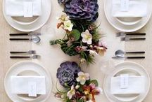 Table Settings that Wow!