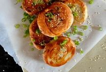 comida: panes salados (savory breads) / savory breads, bagels, bialys, rolls, etc.