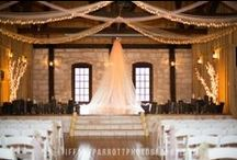 Event Decor / Backdrops made of tulle and lights for your special day. Perfect for your wedding, baby shower, bridal shower or birthday party. / by Bridgette31