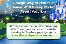 Disney Travel Tips / by Stacey Lynn