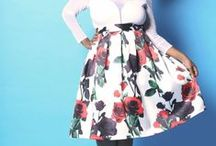 Fruta Suculenta: Skirts (Plus size) / Skirts for curvy/plus sized bodies