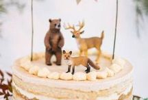 woodland wonderland / Adorable woodland nursery ideas, baby shower themes, and baby gifts.