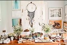 bohemian baby / Baby gifts, nurseries, and showers with bohemian style.