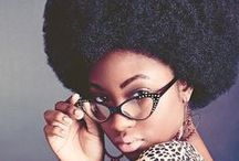 Natural Hair: Type 4 textures / Big Hair don't care! Type 4 a 4 b and 4 c textures. / by A Estrella