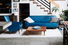 The Blue House: Furniture / My blue house board is too full, the great sofas, accesories and other furniture are here.
