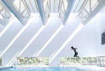 Project-OCC aqua·tics / Design language suitable for aquatics / movement gestures.