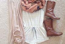 Clothes/ Hairstyles/ Fashion / Hairstyles Fashion Boho Women style