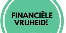 Financiele vrijheid / Wil jij financieel vrij worden? Alle pins naar artikelen die gaan over het verkrijgen van financiële vrijheid zijn op dit bord te vinden. Laat je inspireren!
