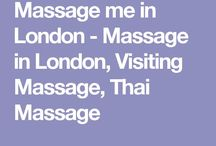 Massage Me In London / An online London based directory of male and female massage therapists and spas