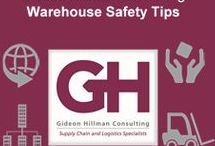 Top Tips for Warehouse Safety!