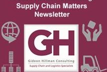 Supply Chain Matters Newletter