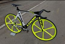 Fixed gear / Bicicleta Fixa