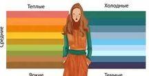 """Цветотип Осень / Цвета и образы для цветотипа """"Осень"""""""