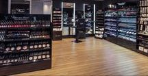 Cosmetic Displays&Stands by Pierre Rene Professional / A largest variety of cosmetic stands and displays.