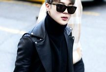 BTS JIMIN DOPE AIRPORT LOOKS / PARK JIMIN LOOKS