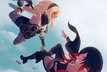 Gravity Rush 2 screenshots/artwork