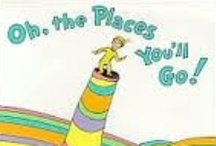 Oh the Places We Shall Go / by Emily Meyer