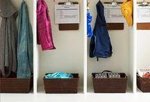 Getting Organized / by Vicki Bragg