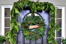 Holiday- All I want for Christmas.. / crafts, decorations, ideas......