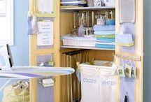 laundry/mudroom / by Vicki Bragg