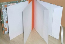 Book Art / This is the art of making books: ephemeral art work and  working art like journals.