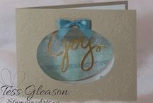 Stampin Arts / Stampin Arts designed card, books and paper arts.