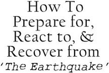 Natural Disaster Kits / by Carol Burke Tracewell