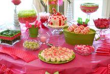 Kay's 3rd Birthday! / Birthday party ideas / by Krista Kippenberger