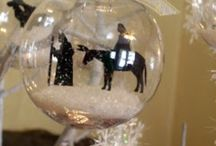 Christmas ornaments / by Joyce McEachern