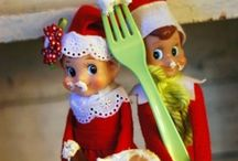 Elf on a shelf, aka Arthur Elf