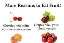 Macedonia de frutas / Fruit salad