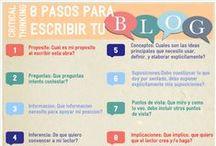 Blogging / by Manoli Martín Azkue