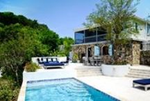 Dove Cottage, St John / Inside scoop on Dove Cottage, eco-luxury paradise on the East End of St John, USVI!  / by Aurora Tower