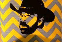 CHUCK NORRIS! / by Kennedy Cox