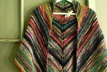 Crochet/Knit Projects / by Sarah Smith-Razo