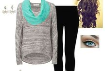 Outfits / by Missy