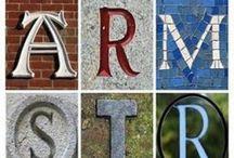 Graphic Design / Typography, fonts, etc.