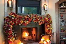 Fall decor / by Christie James