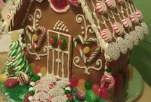 Gingerbread house / by Christie James